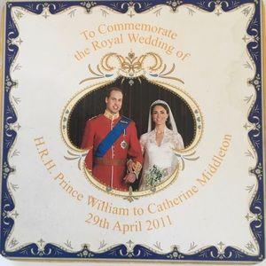 Commemorative Royal Wedding Coasters 2011